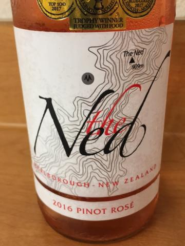 The Ned - Pinot Rosé - 2017