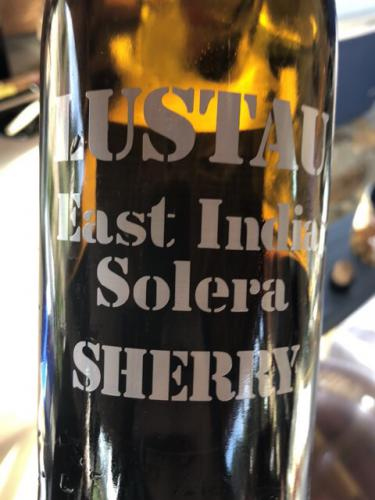 Lustau - East India Solera Sherry - N.V.