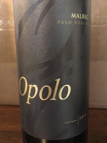 Opolo - Malbec - 2010