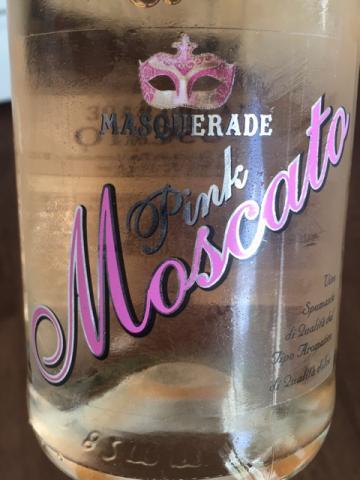 Masquerade - Pink Moscato - N.V.