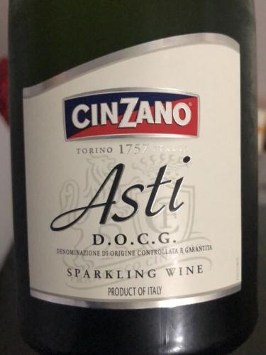 Cinzano - Asti Spumante Sweet (Dolce) - N.V.