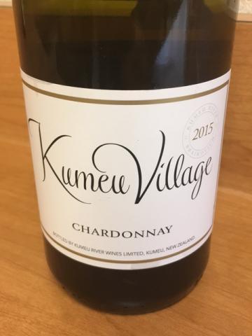 Kumeu River - Village Chardonnay - 2015