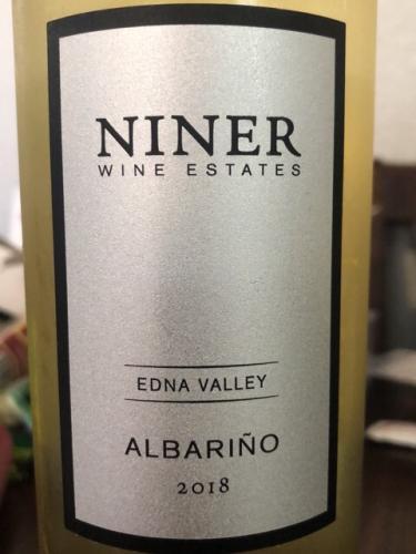 Niner - Albariño - 2018