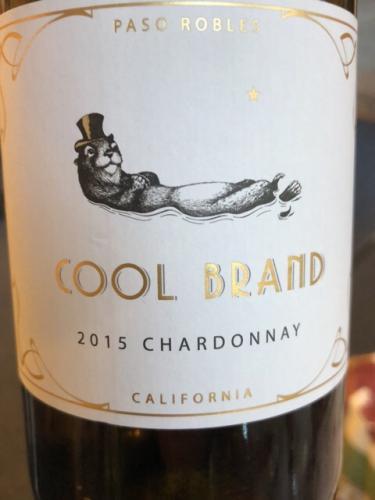 Cool Brand - Chardonnay - 2015