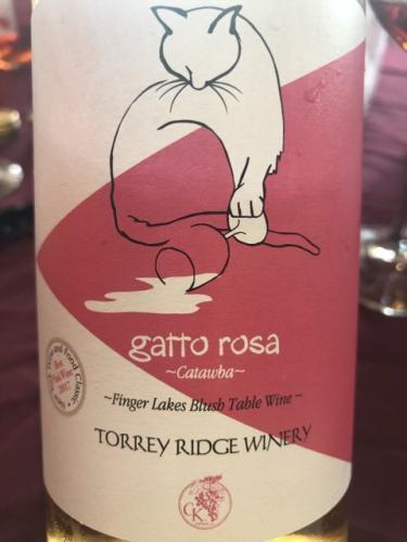 Torrey Ridge - Gatto Rosa - 2018