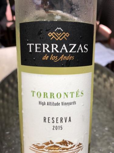 Torrontés Exploring Wine