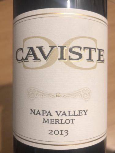 Caviste - Merlot - 2013