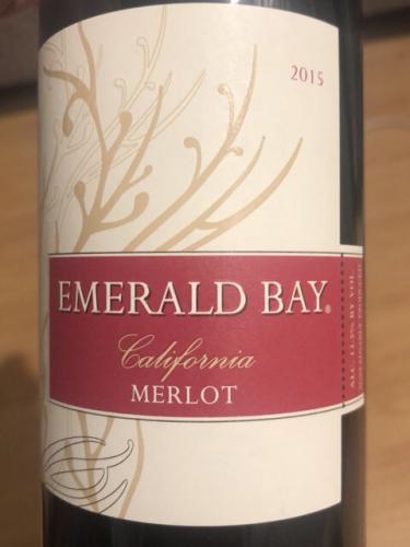 Emerald Bay - Merlot - 2015