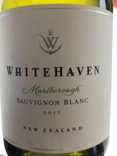 Whitehaven - Sauvignon Blanc - 2017