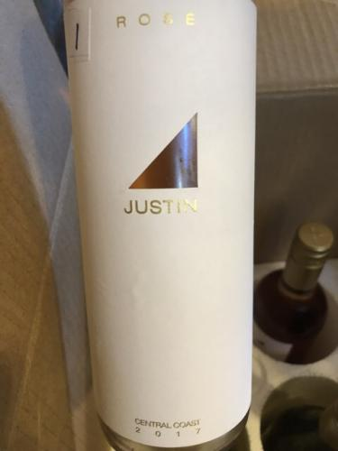 Justin - Rosé - 2014