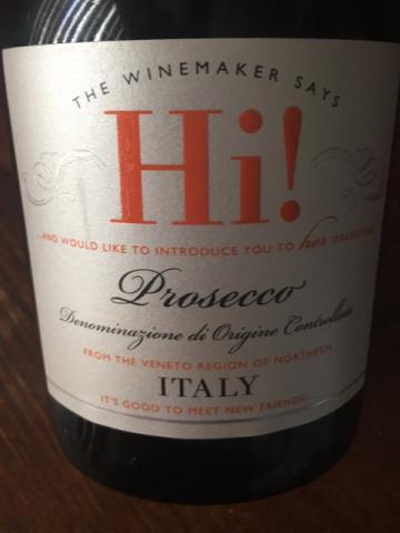 Hi! Prosecco - Prosecco - N.V.