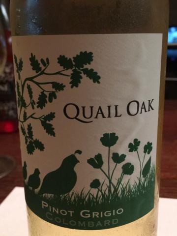 Quail Oak - Cabernet Sauvignon - N.V.