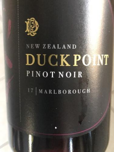 Duck Point - Pinot Noir - 2016