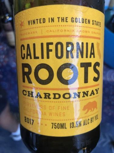 California Roots - Chardonnay - 2017