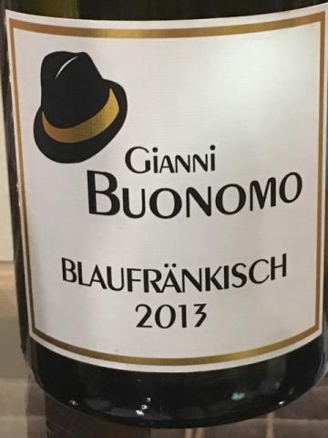 Gianni Buonomo - Blaufränkisch - 2013