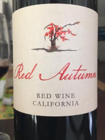 Autumn - Red Chardonnay - 2012