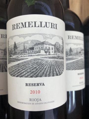 Remelluri - Rioja Reserva - 2010