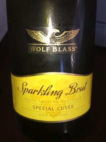 Wolf Blass - Special Cuvée Sparkling Brut - N.V.