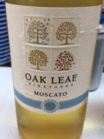 Oak Leaf - Moscato - N.V.