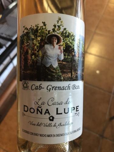 Casa de Dona Lupe - Cab-Gren Blanc - 2016