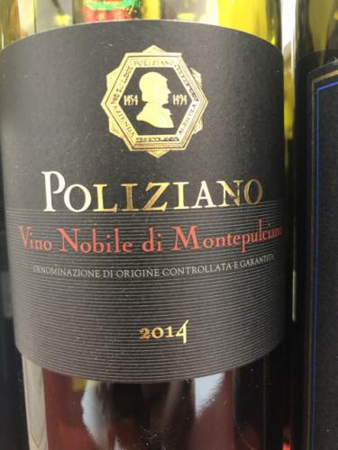 Poliziano - Vino Nobile di Montepulciano - 2014