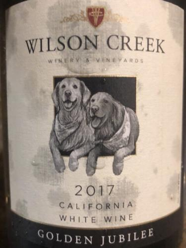Wilson Creek - Golden Jubilee White - 2017