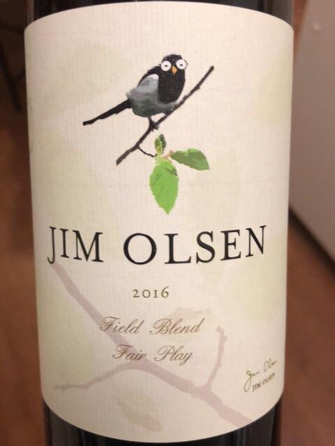 Jim Olsen - Field Blend - 2016
