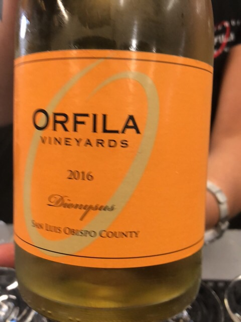 Orfila Vineyards - Dionysus - 2016