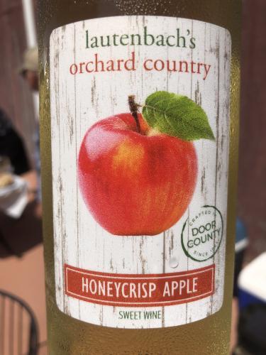 Lautenbach's Orchard Country - Honeycrisp Apple - N.V.