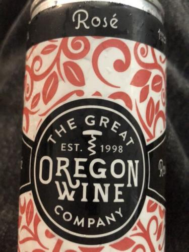 The Great Oregon Wine Company - Rosé - N.V.
