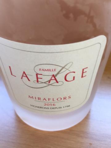 Domaine Lafage - Miraflors Rosé - 2016