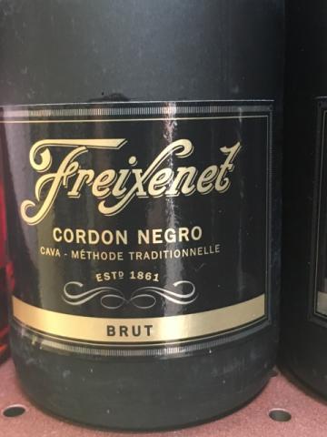 Freixenet - Cordón Negro Brut - 2010
