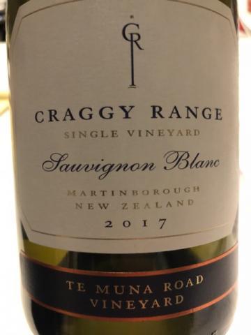 Craggy Range - Sauvignon Blanc Avery Vineyard - 2017