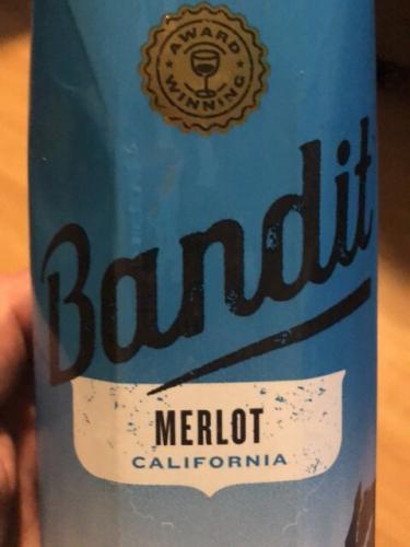 Bandit - Merlot - N.V.