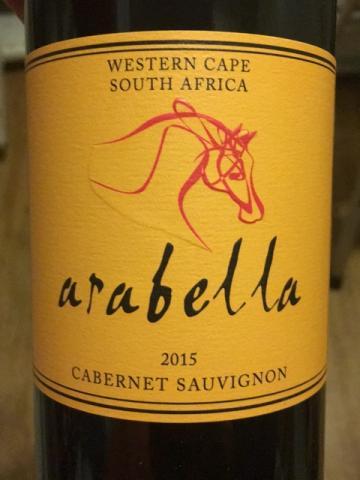 Arabella - Cabernet Sauvignon - 2015