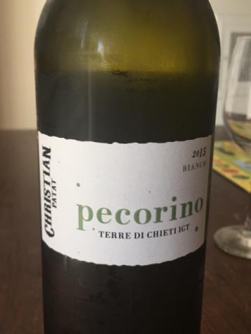 Christian Patat - Pecorino Bianco - 2015