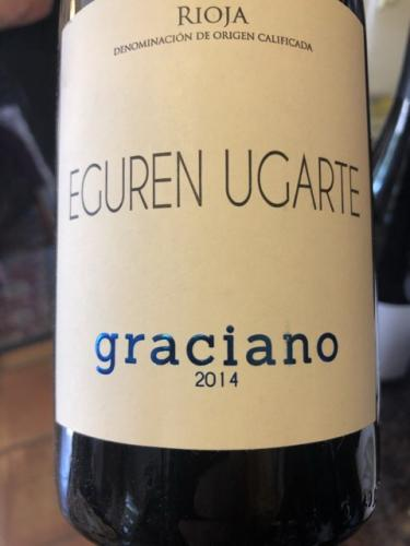 Eguren Ugarte - Graciano - 2014