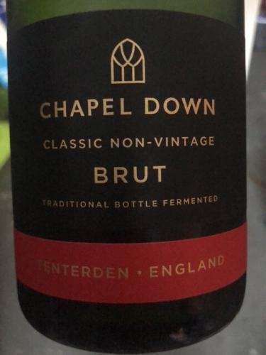 Chapel Down - Classic Brut (Non Vintage) - N.V.