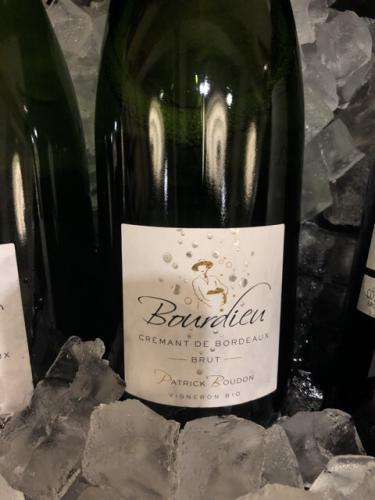 Domaine du Bourdieu - Crémant de Bordeaux Brut Nature - N.V.