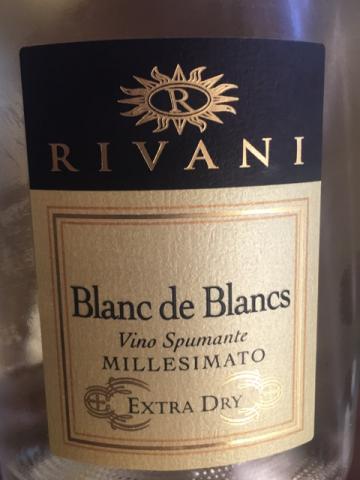 Rivani - Blanc de Blancs Millesimato Extra Dry -