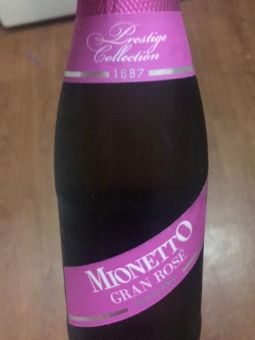 Mionetto - Prestige Collection Spumante Rosé Extra Dry (Gran Rosé) - N.V.