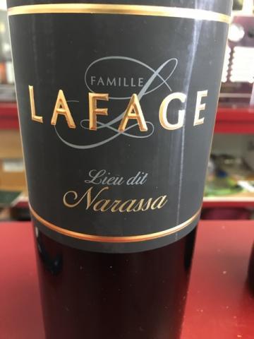 Domaine Lafage - Narassa - 2014