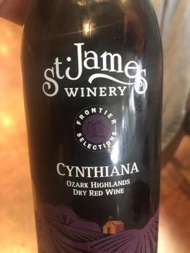 St. James - Cynthiana - 2016