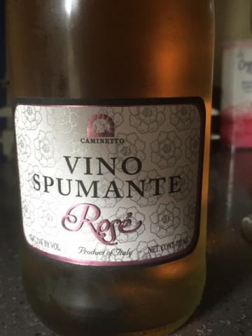 Caminetto - Vino Spumante Rosé - N.V.