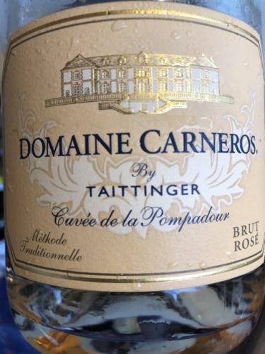 Domaine Carneros - Brut Rosé (Cuvèe de la Pompadour) - 2013