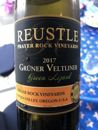 Reustle - Estate Cuvée Grüner Veltliner - 2017