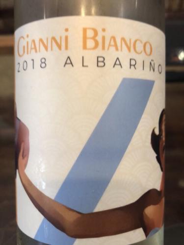 Gianni Buonomo - Albariño - 2018