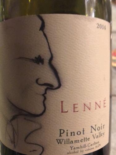 Lenné - Kill Hill Pinot Noir - 2013
