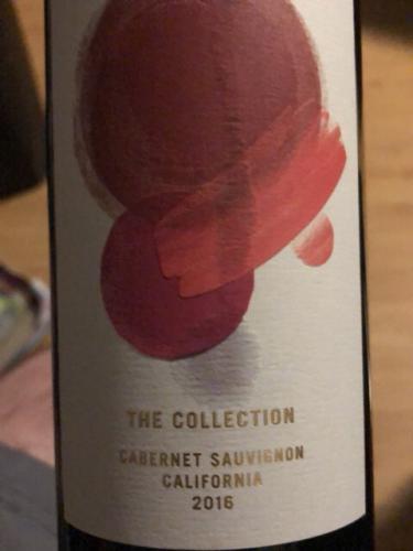 The Collection - Cabernet Sauvignon - 2016
